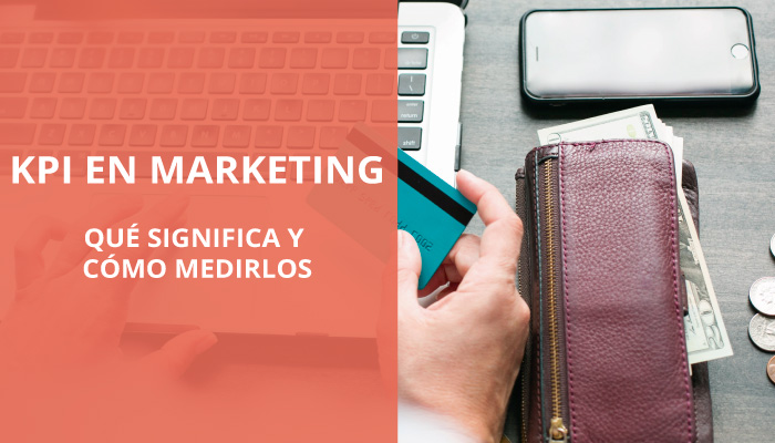 Portada KPI en marketing
